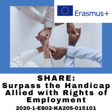 Share: Surpass the Handicaps Allied with Rights of Employment